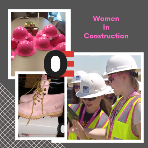 Women in Construction OE Blog Post Collage